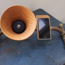 Bluetooth speaker sound enhancer